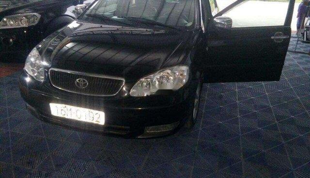 Cần bán lại xe Toyota Corolla Altis năm 2003, màu đen, nhập khẩu