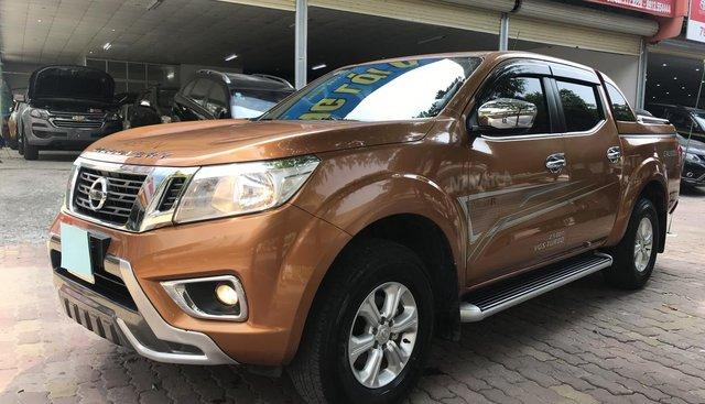 Bán xe Nissan Navara EL Premium R đời 2018, màu cam, xe nhập