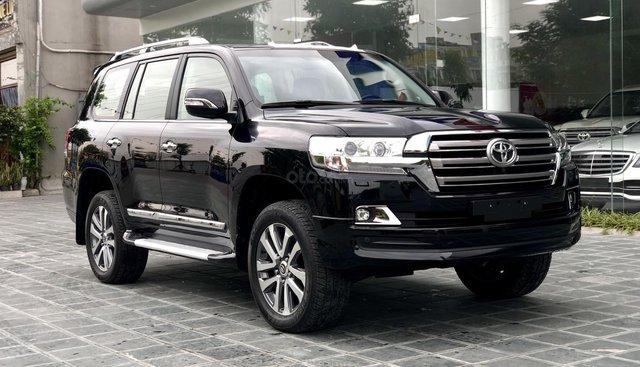Toyota Land Cruiser VXR V8 đời 2016, màu đen. Nhập khẩu, Lh xem xe 0844.177.222