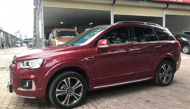 Bán xe Chevrolet Captiva Revv sản xuất năm 2018, màu đỏ