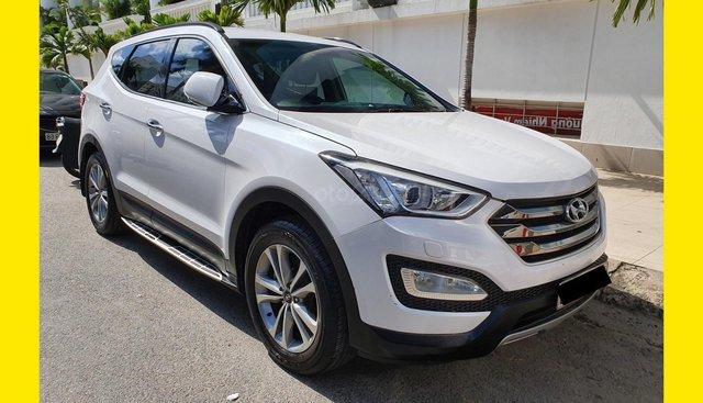Hyundai Santafe 2.4L 2015, đi 100.000 km, xe chính chủ