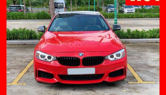 Bán xe BMW 428i màu đỏ/kem siêu phẩm 2 cửa siêu đẹp 2014, trả trước 550 triệu nhận xe ngay