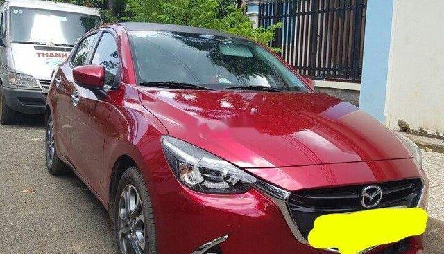Bán Mazda 2 2019, màu đỏ, xe còn mới, 580tr