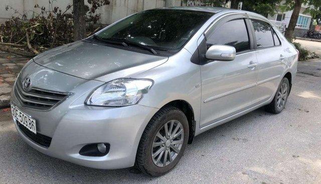 Xe Toyota Vios MT năm sản xuất 2011, màu bạc giá cạnh tranh