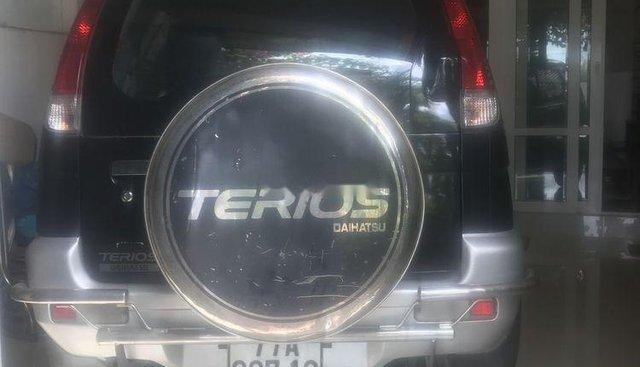 Cần bán Daihatsu Terios năm sản xuất 2005, màu đen, nhập khẩu, 160 triệu