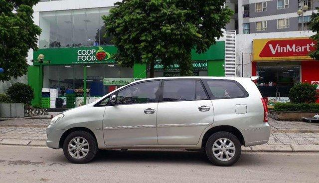 Cần bán Toyota Innova G đời 2009 chính chủ