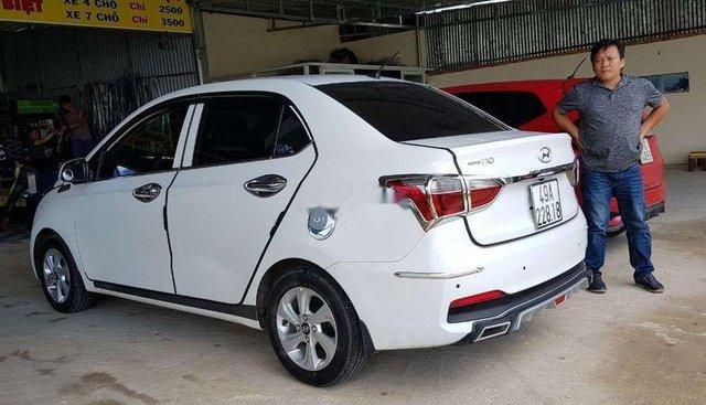 Bán Hyundai Grand i10 năm sản xuất 2018, màu trắng, nhập khẩu