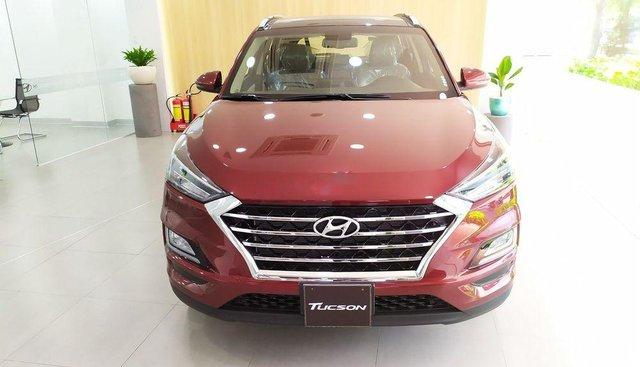 Bán xe Hyundai Tucson 2019, màu đỏ