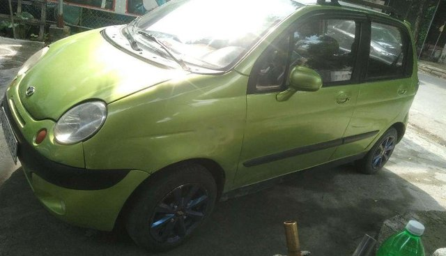 Cần bán Daewoo Matiz 2006, màu xanh lục, 60tr