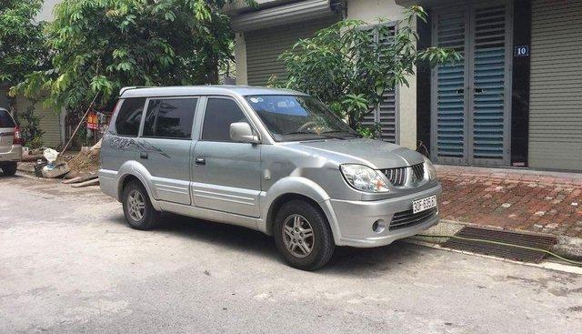 Bán Mitsubishi Jolie năm sản xuất 2005, màu bạc, xe nhập