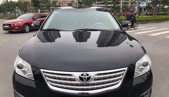 Cần bán xe Toyota Camry AT năm 2007, màu đen