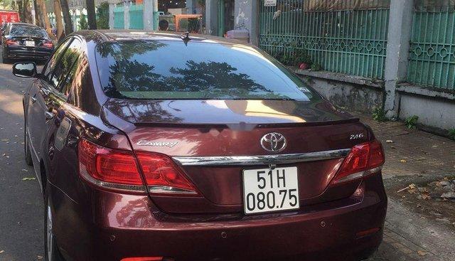Bán ô tô Toyota Camry sản xuất 2010, màu đỏ