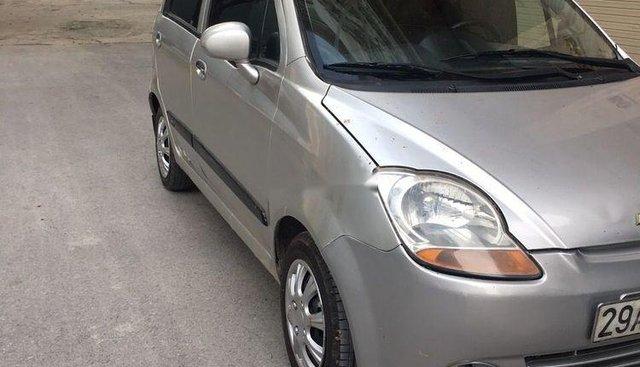 Bán Chevrolet Spark sản xuất 2011, màu bạc, chính chủ