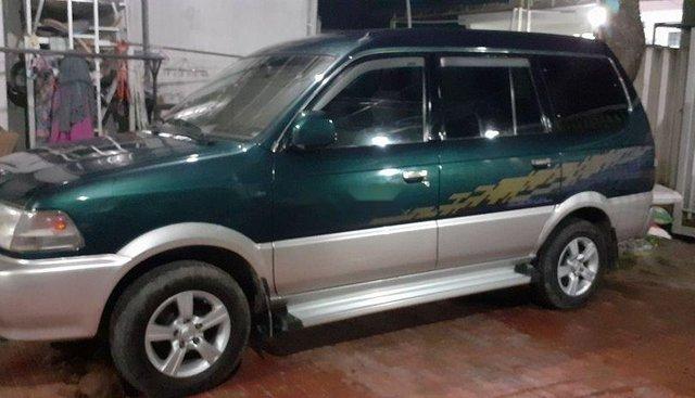 Bán ô tô Toyota Zace năm 2002, xe nhập, màu xanh dưa