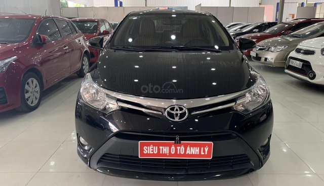 Bán xe Toyota Vios 1.5E 2017