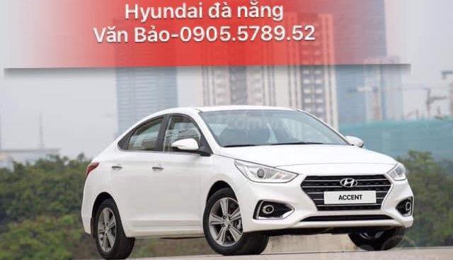 Bán Hyundai Accent 2019 hổ trợ trả góp ưu đãi lãi suất thấp, LH 0905.5789.52 Văn Bảo