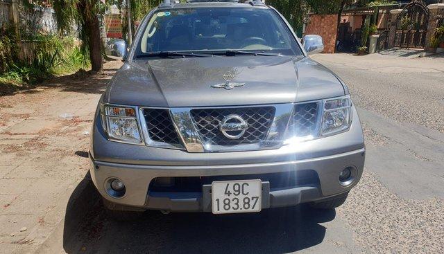 Cần bán Nissan Navara XE đời 2014, màu xám (ghi), nhập khẩu