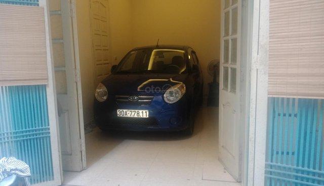 Cần bán Kia Morning LX năm sản xuất 2012, màu xanh lam