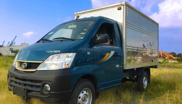 Bán xe tải Thaco Towner 990, tải nhẹ 990kg, hỗ trợ trả góp 70%, xe mới 100%