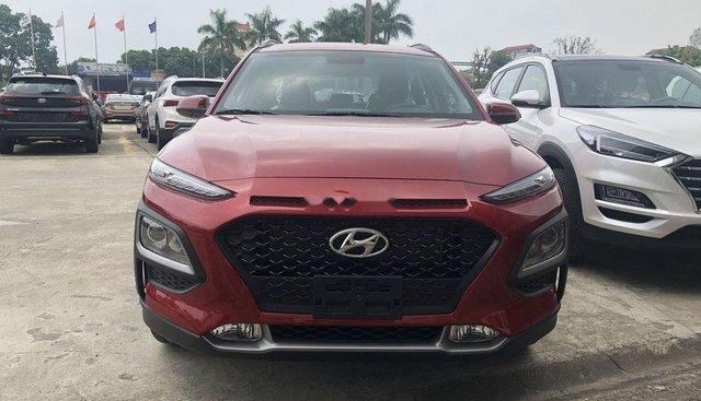 Bán Hyundai Kona 2.0 AT đời 2019, màu đỏ, giá cạnh tranh