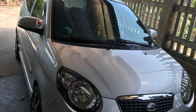 Chính chủ bán Kia Morning đời 2011, màu bạc