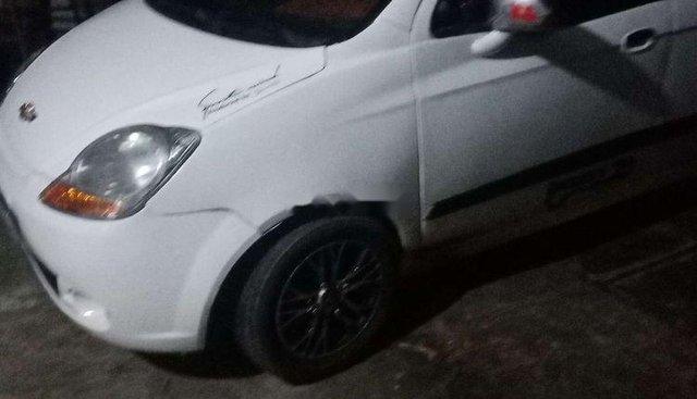Bán Chevrolet Spark đời 2008, màu trắng, xe nhập