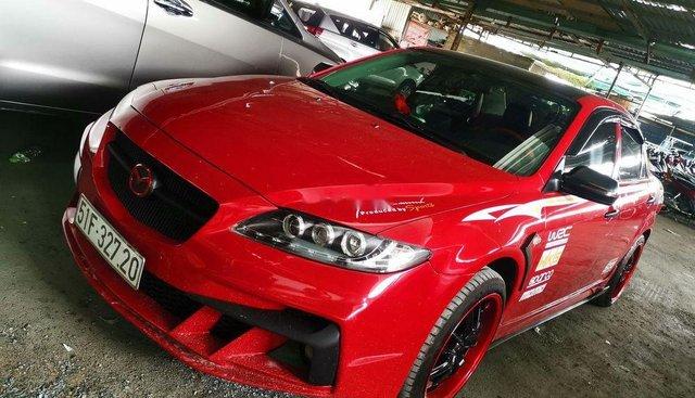 Chính chủ bán Mazda 6 năm 2003, màu đỏ, nhập khẩu, full đồ chơi