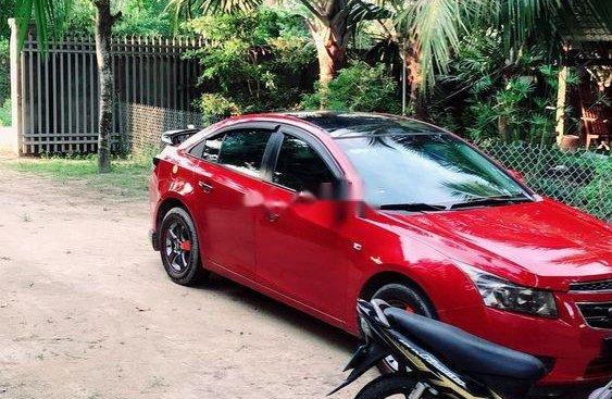 Bán Chevrolet Cruze đời 2011, màu đỏ, 315 triệu
