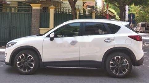 Chính chủ bán Mazda CX 5 sản xuất năm 2017, màu trắng