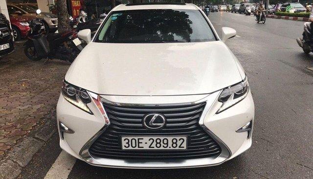 Bán Lexus ES 250 đời 2017, màu trắng, nhập khẩu