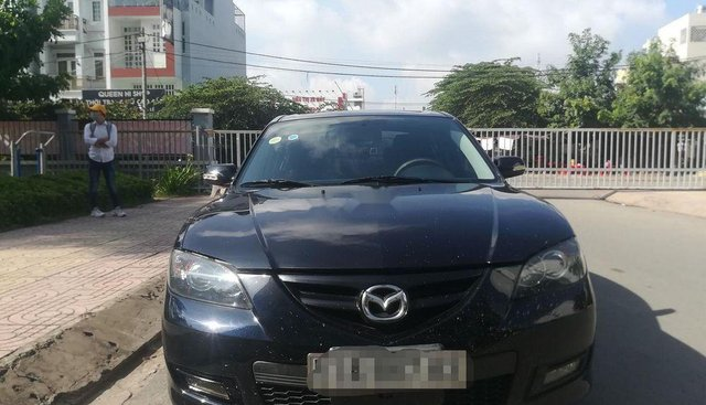 Chính chủ bán xe Mazda 3 2009, màu đen, nhập khẩu