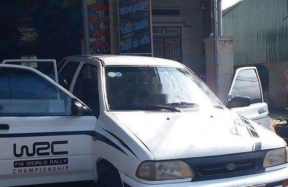 Bán xe Kia Pride đời 1996, màu trắng, 47tr