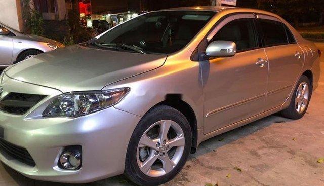 Bán Toyota Corolla Altis 2.0 đời 2012, màu bạc, chính chủ