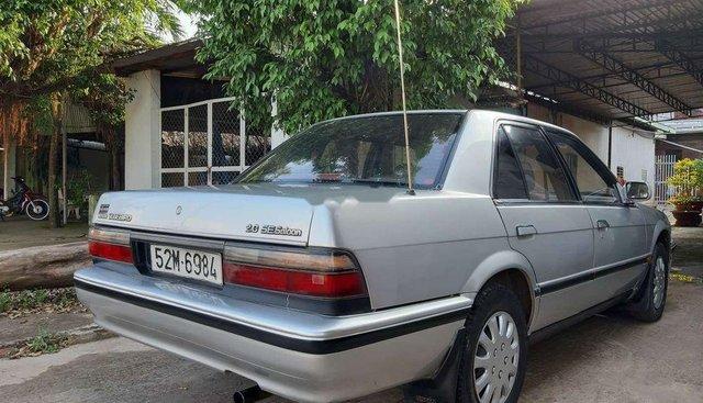 Bán xe Nissan Bluebird đời 1991, màu bạc, nhập khẩu