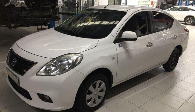 Bán Nissan Sunny XL 1.5 MT đời 2017, màu trắng