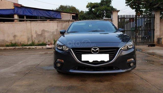 Đổi xe mới cần bán Mazda 3, sản xuất 2016