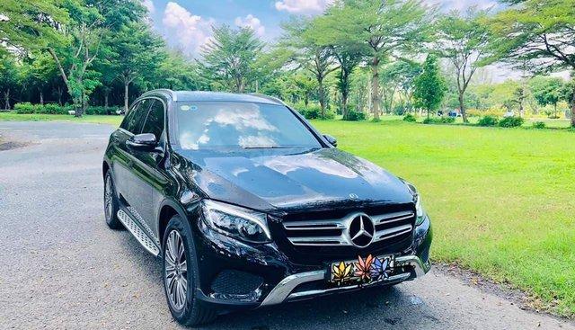 Bán xe Mercedes GLC 250 4Matic sản xuất 2018, màu đen, chạy lướt 11.000 km giá cực rẻ, xem ngay
