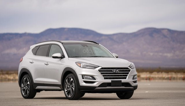 Hyundai Tucson 2019 trả góp 85%