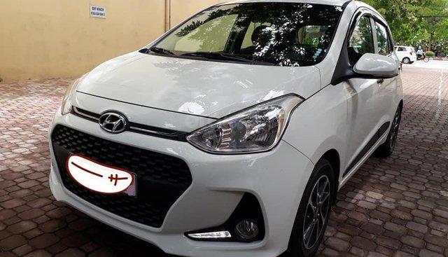 Bán ô tô Hyundai Grand i10 2019, màu trắng