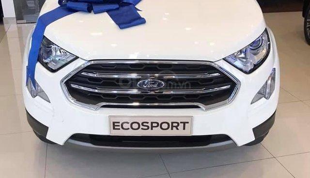 Rinh ngay Ford Ecosport - nhận ưu đãi cực cực khủng
