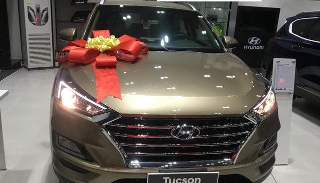 All New Tucson 2019, 250tr giao xe ngay - LH: 0918439988