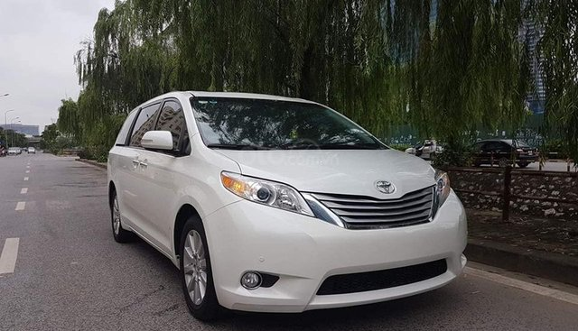 Bán Toyota Sienna 3.5 Limited sản xuất 2014, đăng ký cá nhân