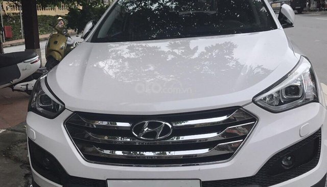 Bán xe Hyundai Santafe full dầu 2015 CRDi 4WD 2.2L