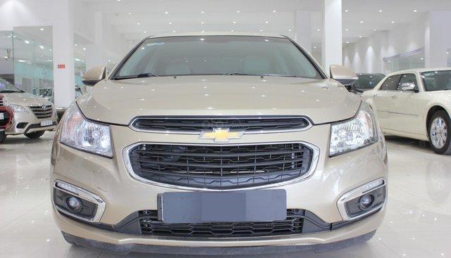 Bán xe Chevrolet Cruze LTZ năm 2016, màu vàng, 470 triệu