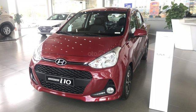 Bán Hyundai Grand i10 có sẵn giao ngay, hỗ trợ trả góp 70% tại Quảng Bình