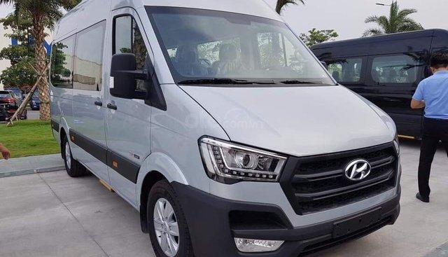 Bán xe Hyundai Solati sản xuất năm 2019, hai màu