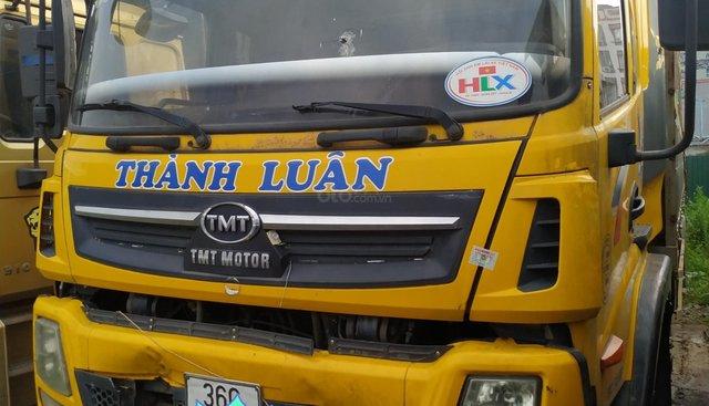 Ngân hàng bán đấu giá xe tải thùng TMT 2015