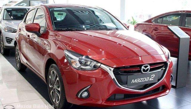 Cần bán Mazda 2 1.5AT năm 2019, màu đỏ, nhập khẩu