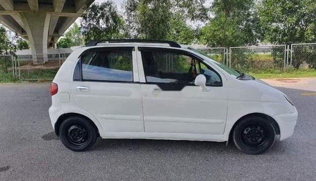 Bán Daewoo Matiz SE đời 2006, màu trắng, nhập khẩu