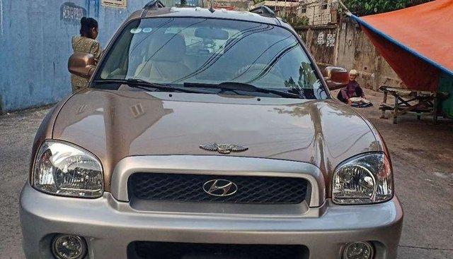 Cần bán Hyundai Santa Fe năm 2003, xe nhập, giá chỉ 195 triệu